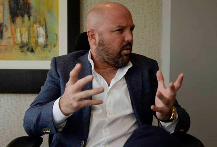 """GolTV Ecuador - Miguel Ángel Loor: """"Estamos demasiado agradecidos con GolTV"""""""