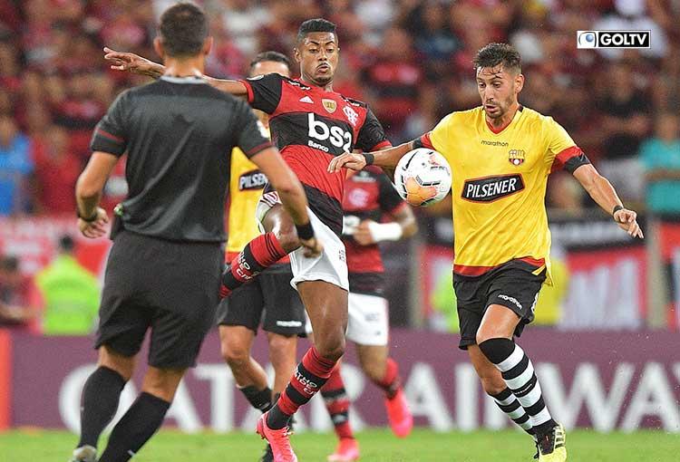 Barcelona visita a Flamengo en la semifinal de Copa Libertadores