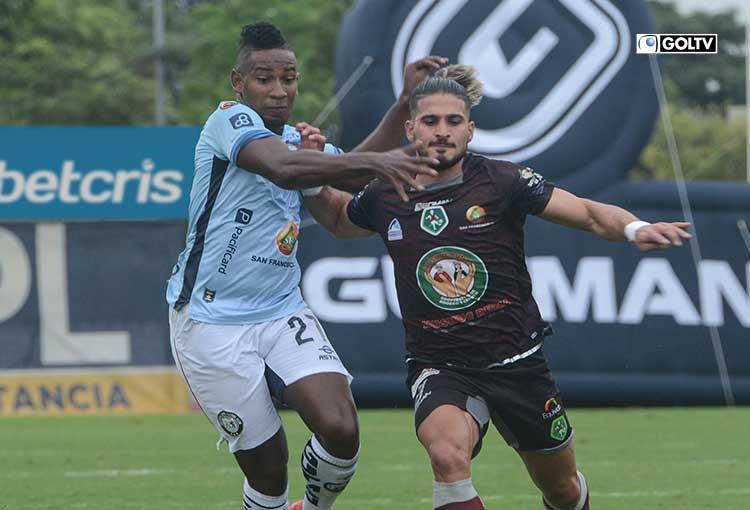 Guayaquil City empató sin goles con Mushuc Runa en Samanes