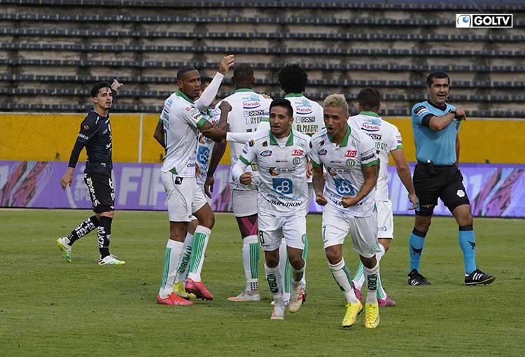 Liga de Portoviejo derrotó a Independiente del Valle en un partidazo