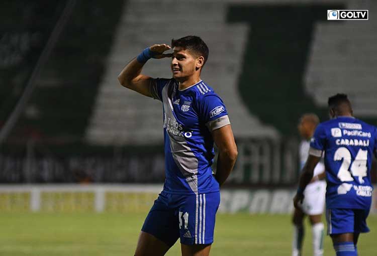 Facundo Barceló es la carta de gol de Emelec para el Clásico del Astillero