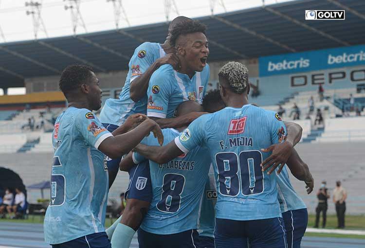 Se marcaron 22 goles en la fecha 1 de la segunda etapa de Liga Pro