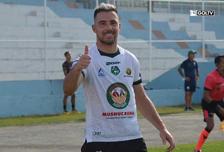 Mushuc Runa derrotó a Orense en Machala y se ubica tercero en la Liga Pro