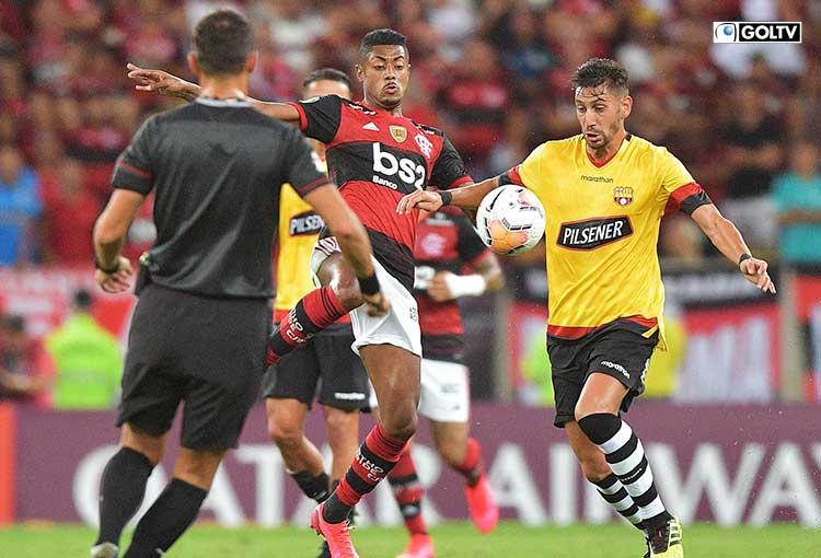 Barcelona sin margen de error se alista para enfrentar a Flamengo