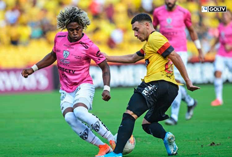 Barcelona, Independiente del Valle y Delfín tienen actividad internacional