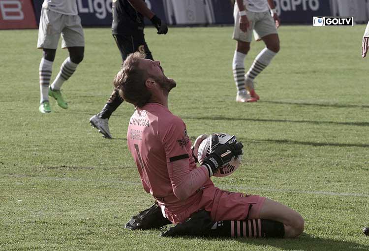 Deportivo Cuenca venció a Barcelona y le quitó el invicto en la Liga Pro