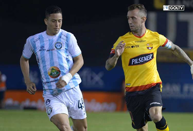 Barcelona jugará amistoso contra Guayaquil City a puerta cerrada