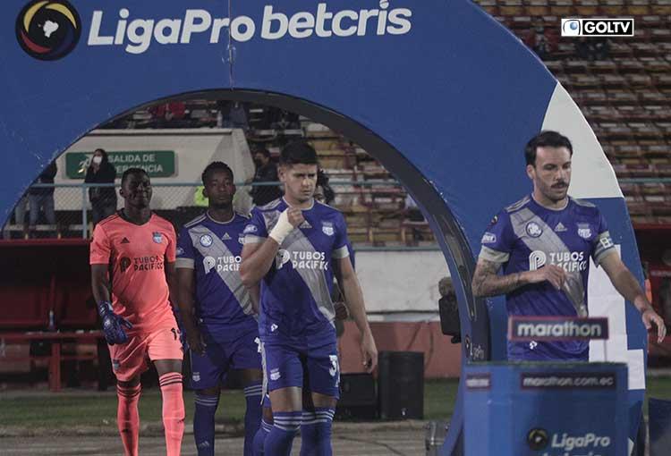 Horarios de la fecha 2 de Liga Pro Betcris