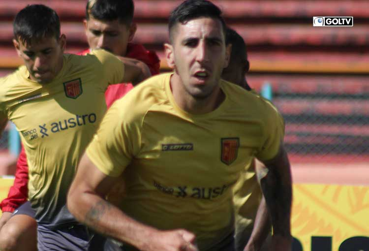 """Diego Dorregaray: """"Hay que mantenernos fuertes de local"""""""