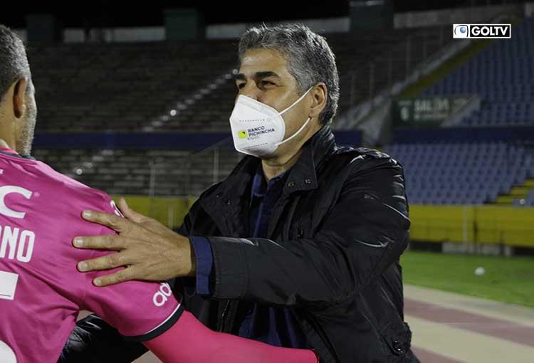 """Santiago Escobar: """"Debemos reconocer que el rival fue más eficaz"""""""