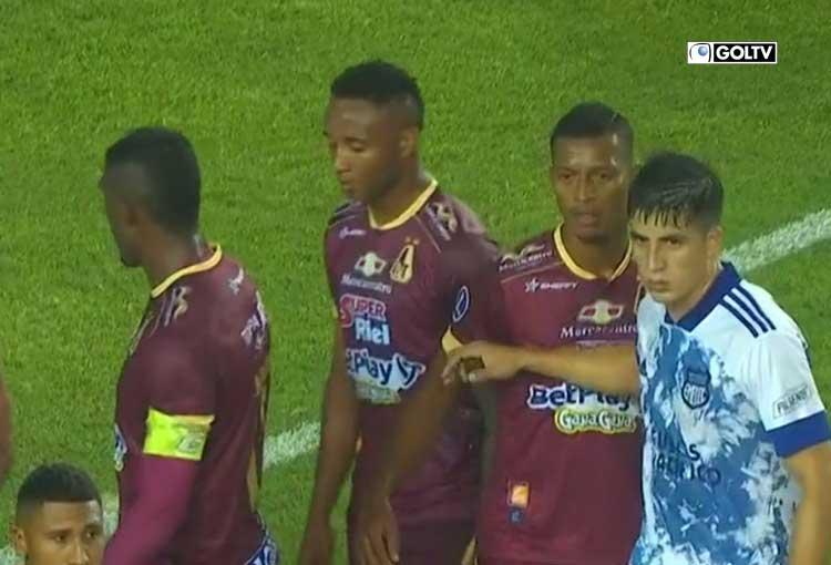 Emelec sumó un punto en su visita al Deportes Tolima