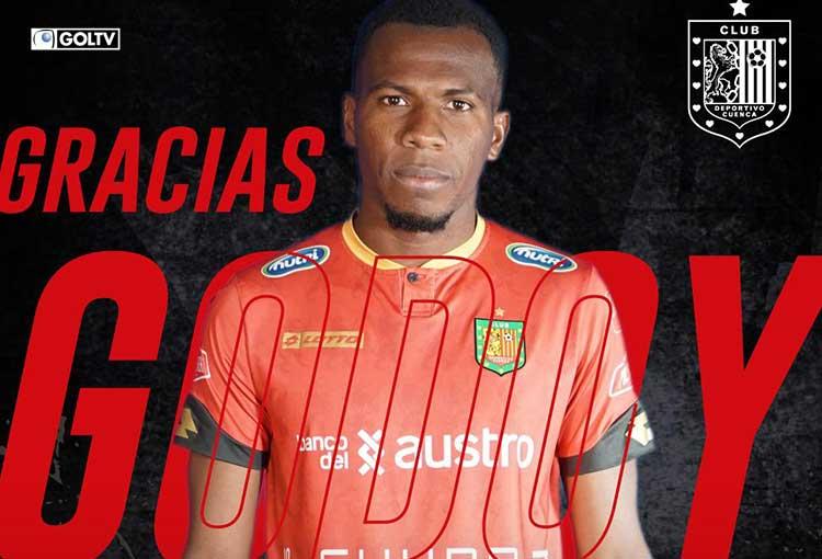 Jesi Godoy no seguirá en el Deportivo Cuenca