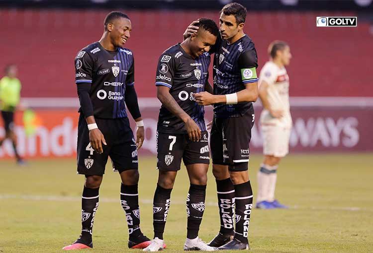 IDV goleó a Universitario y sigue con vida en Copa Libertadores