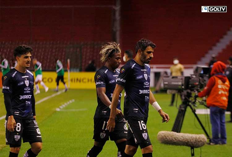 Independiente del Valle con puntaje perfecto visita a Junior de Barranquilla