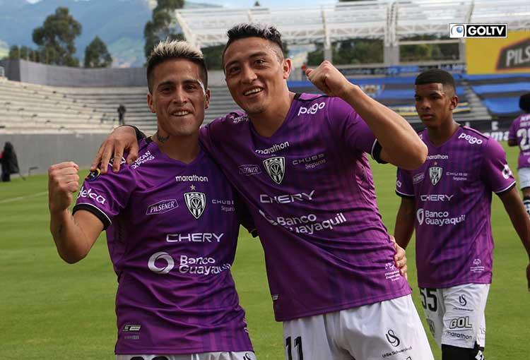 Independiente goleó a Guayaquil City y sigue en pelea por la etapa