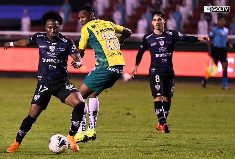 El duelo Independiente-Orense abre la jornada dominical