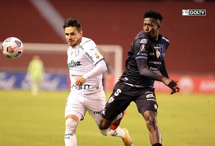 IDV cayó ante Palmeiras y se complica en la Copa Libertadores
