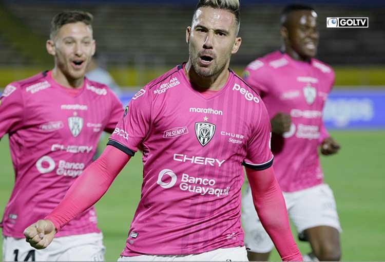 Independiente derrotó a Católica y sigue liderando la segunda etapa
