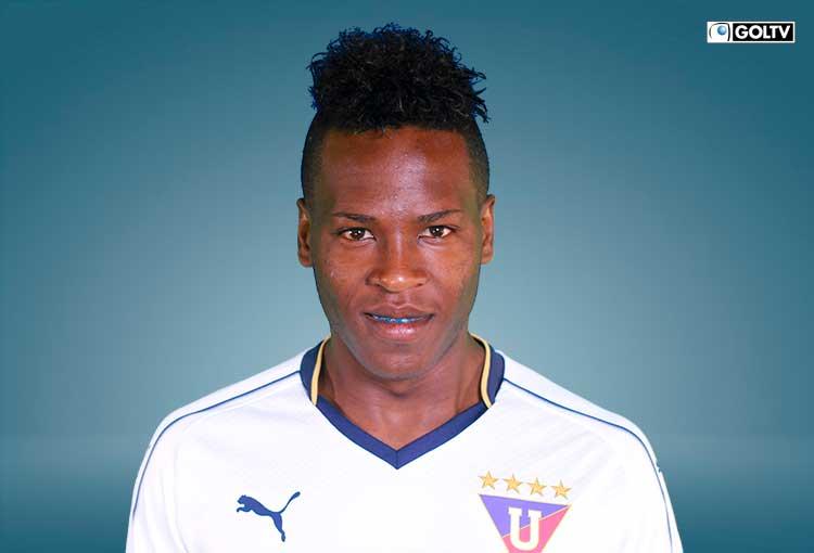 Jhojan Julio renovó con Liga de Quito hasta el 2024