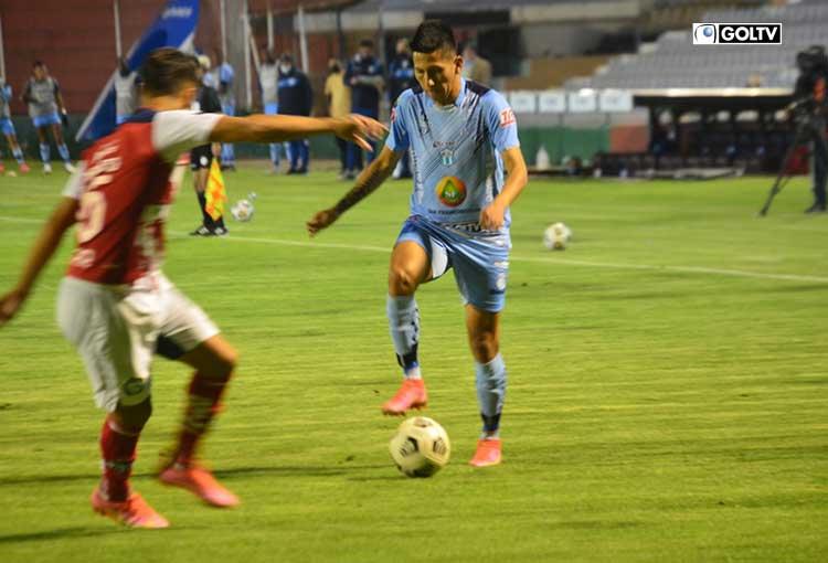 Guayaquil City sorprendió a Macará y lo venció en Ambato