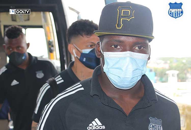 Emelec busca mantener el liderato de su grupo en Copa Sudamericana