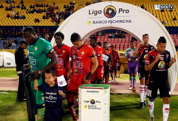 El Nacional busca su cuarto triunfo en el torneo ante Técnico Universitario