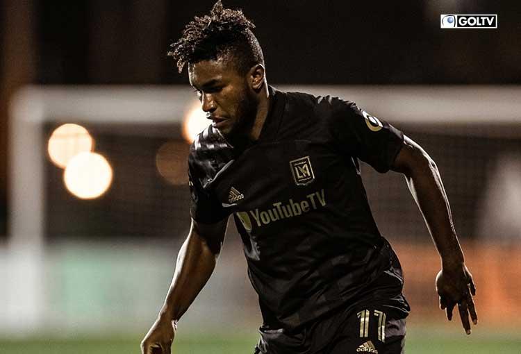 Nuevo gol de José Cifuentes con LAFC en la MLS