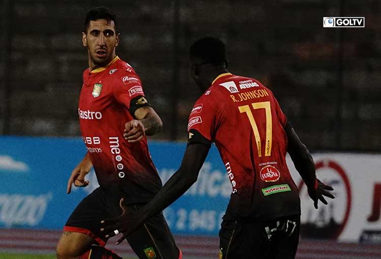 Deportivo Cuenca rescató un punto del Olímpico de Riobamba ante Olmedo