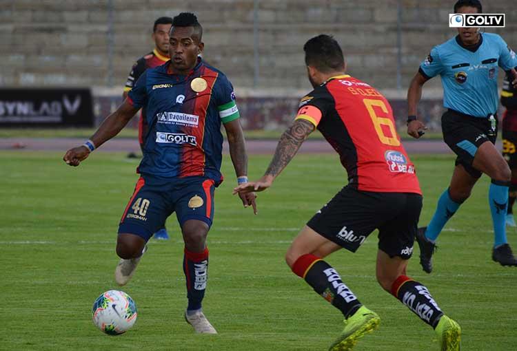 Olmedo y Deportivo Cuenca miden fuerzas esta tarde en Riobamba