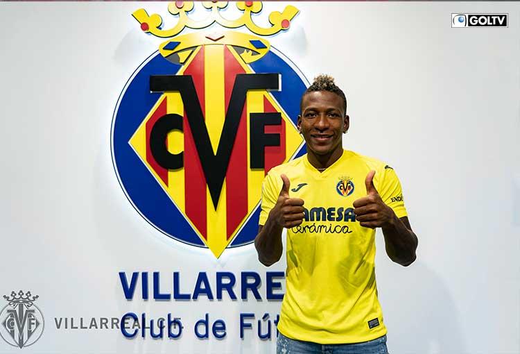 Pervis Estupiñán es nuevo jugador del Villarreal de España