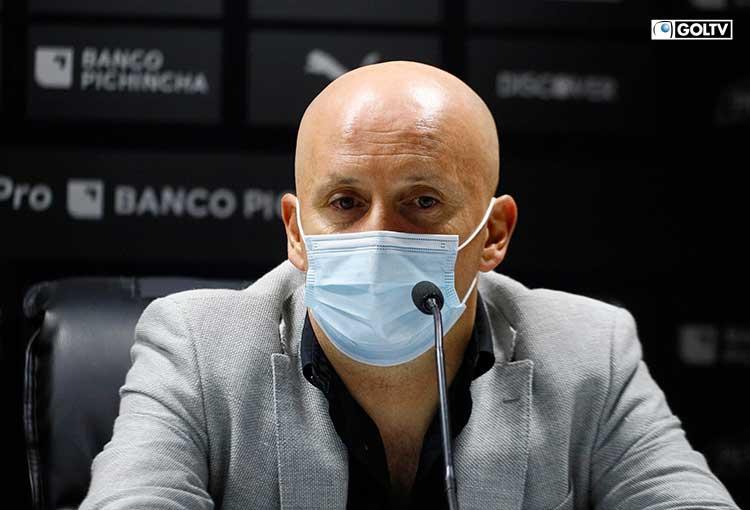 """Pablo Repetto: """"El equipo tuvo el protagonismo de principio a fin"""""""