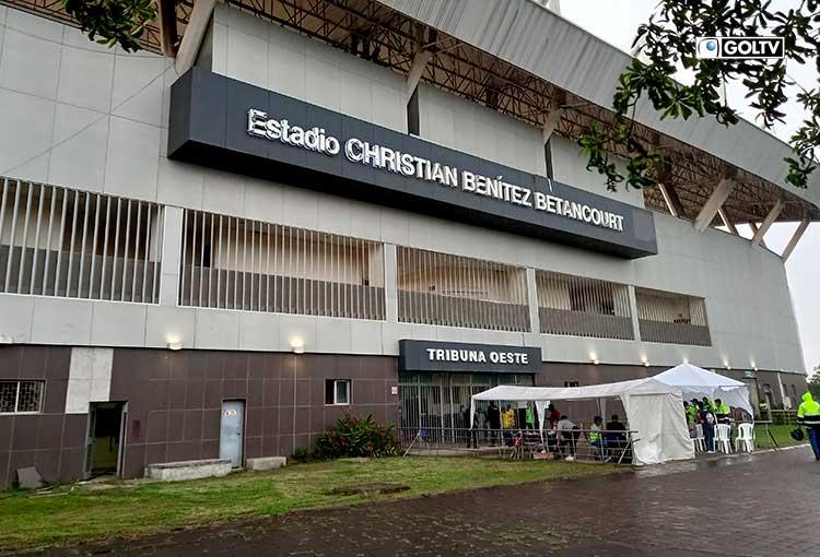 Universidad Católica derrotó a Guayaquil City en Samanes