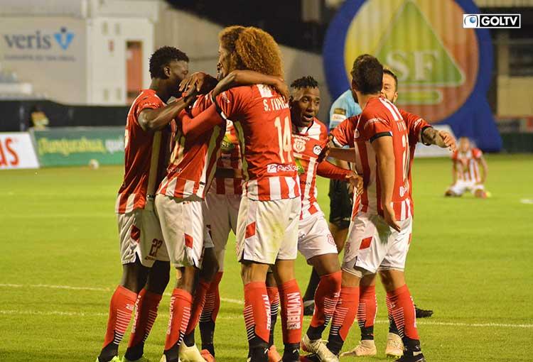 GolTV Ecuador - Técnico Universitario es la revelación de la primera etapa  de la Liga Pro 2020