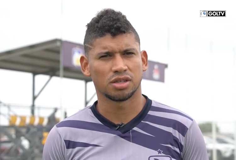 Jefre Vargas, lateral de Delfín habló para GolTV