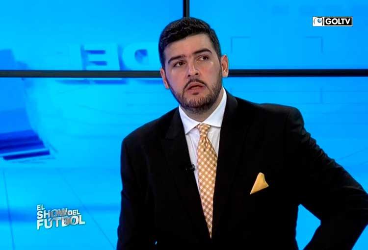 """Aquiles Álvarez: """"López y Hoyos en los próximos días serán ecuatorianos"""""""