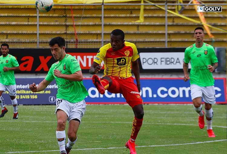 Deportivo Cuenca en su lucha por salvarse del descenso, recibe a SD Aucas