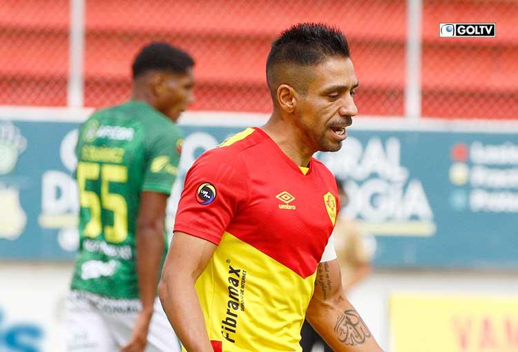 Aucas y Orense empataron sin goles en Chillogallo