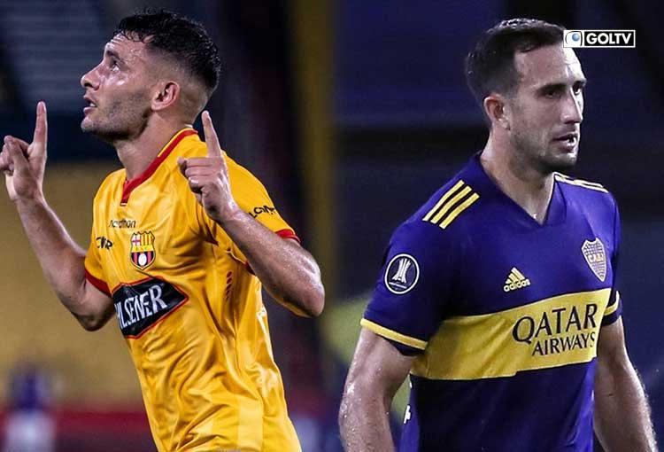 Barcelona y Emelec tienen actividad internacional antes del Clásico