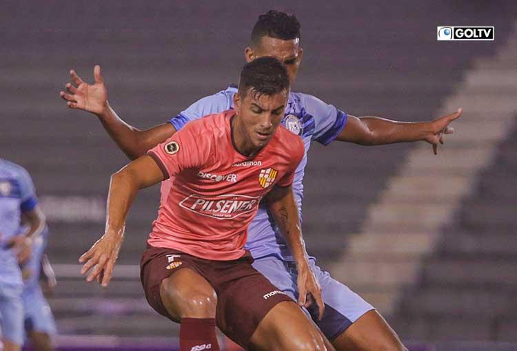 Barcelona venció 1-0 a Guayaquil City en un duelo amistoso