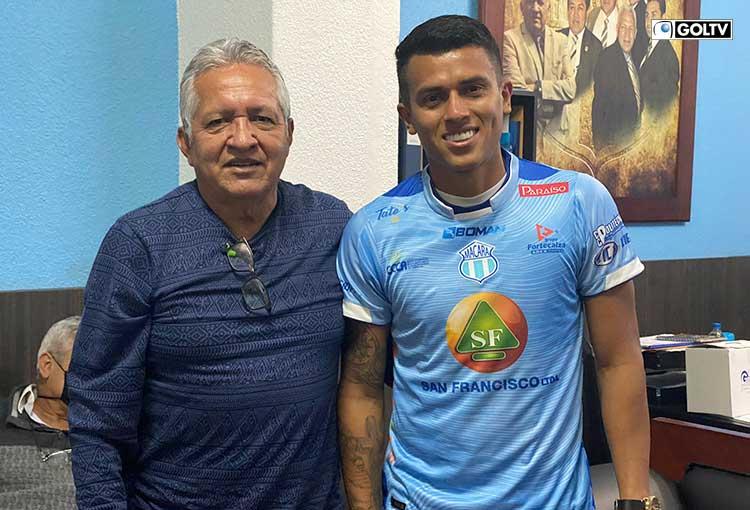 Richard Calderón jugará en Macará para el 2021