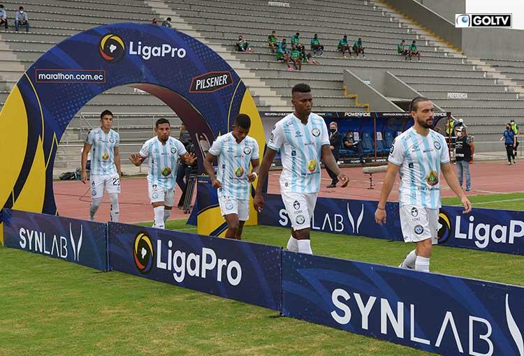 Guayaquil City está cerca de clasificar por primera vez a un torneo internacional
