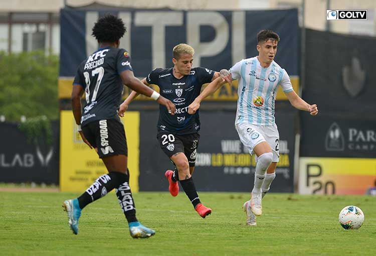 Guayaquil City cayó en casa ante IDV y reduce la posibilidad de ganar la etapa