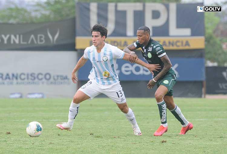Guayaquil City anunció el fichaje de Fernando Gaibor