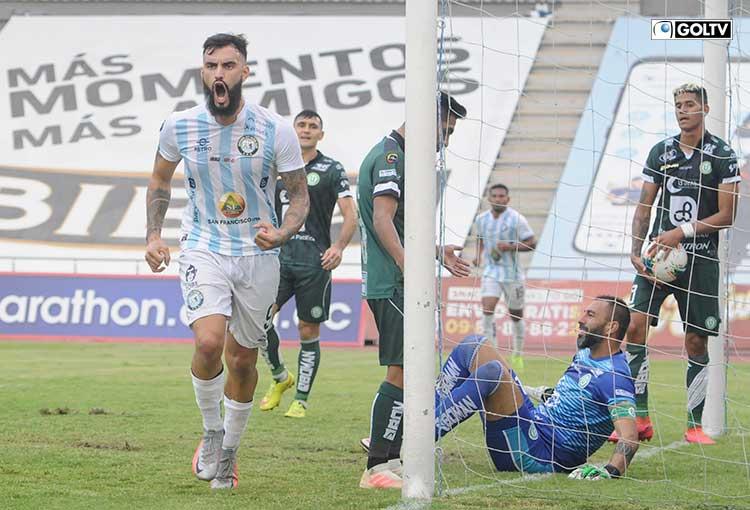 Guayaquil City venció a Liga de Portoviejo y es líder momentáneo de la etapa