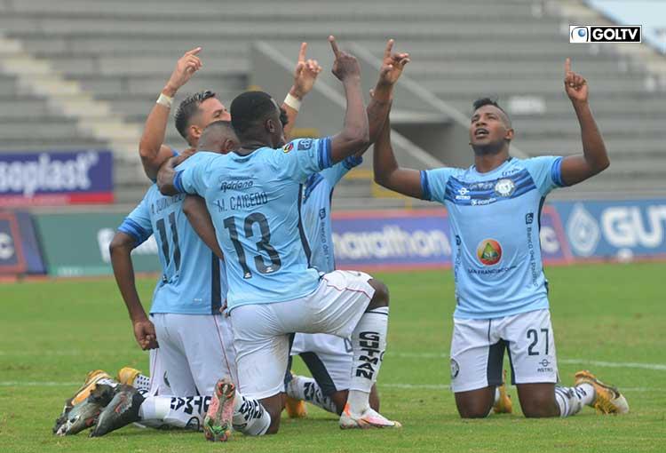 Guayaquil City derrotó 3-1 a Macará en el Cristian Benítez