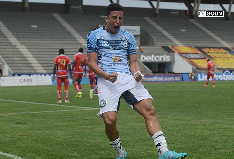 Guayaquil City venció a Técnico Universitario en Samanes