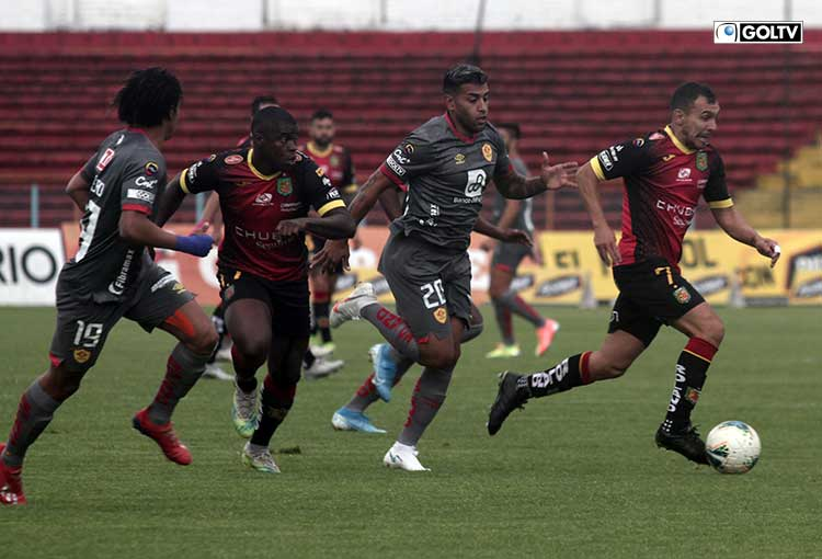 Liga Pro Serie A: Lluvia de goles en el duelo Cuenca-Aucas