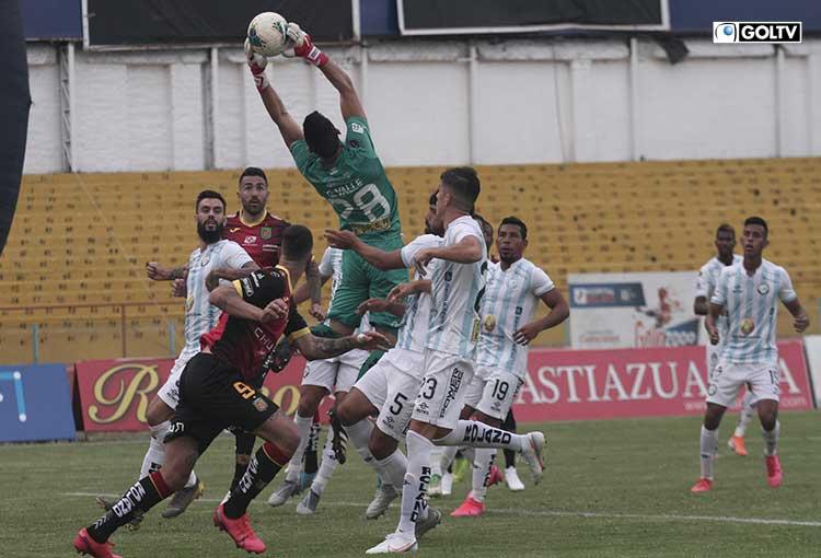Guayaquil City quiere hacer respetar su casa ante el difícil Deportivo Cuenca
