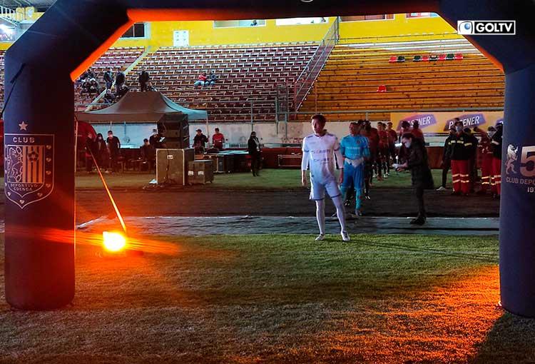 Deportivo Cuenca tuvo su Noche Colorada ante Orense