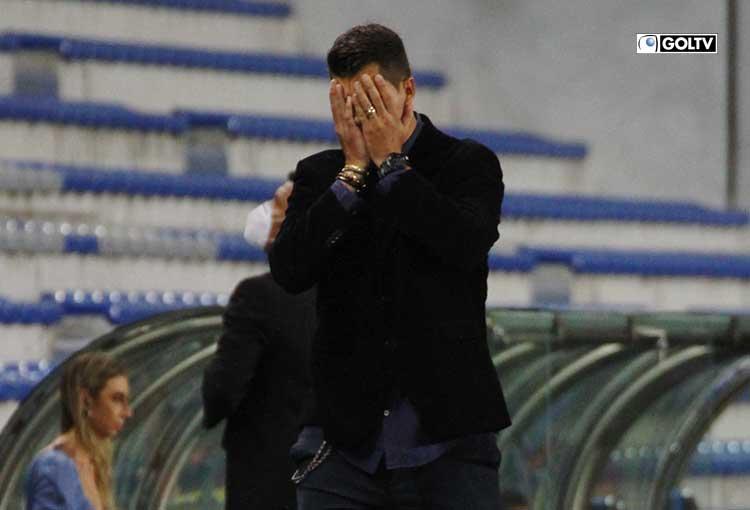 Rescalvo y Bidoglio hablaron luego del empate entre Emelec y Aucas
